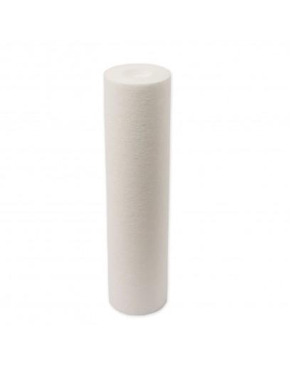 "Filtro de Sedimento em Polipropileno Liso 10"" x 2,5"" - 50 Micras"