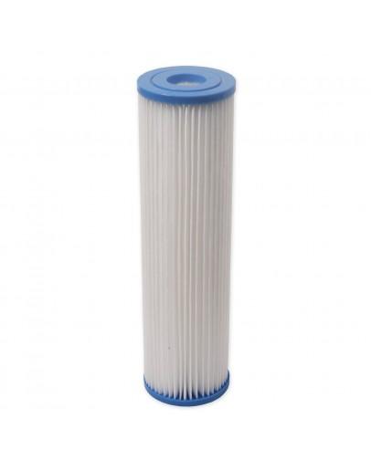 Elemento Filtrante Plissado Lavável 10 x 5 micras