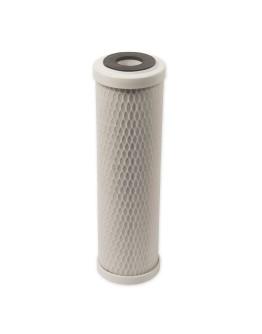 Refil Carvão Ativado Impregnado (Carvão Block) 10 x 5 microns Retenção 90% cloro