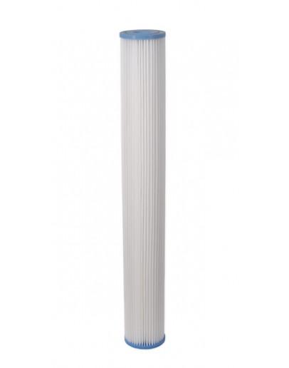 Elemento Filtrante Plissado Lavável 20 x 5 micras