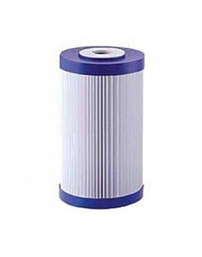 Elemento Filtrante Plissado Lavável 10 x 20 micras Big Blue