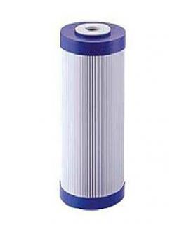 Elemento Filtrante Plissado Lavável 20 x 20 micras Big Blue